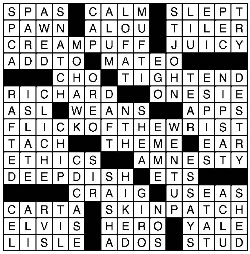 Crossword 02-27-17