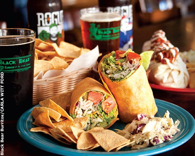 Local Business Spotlight - The Creation of Black Bear Burritos