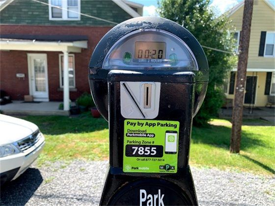 The new meters will be outfitted with the ability to accept Smart Cards, a card that money is loaded onto.