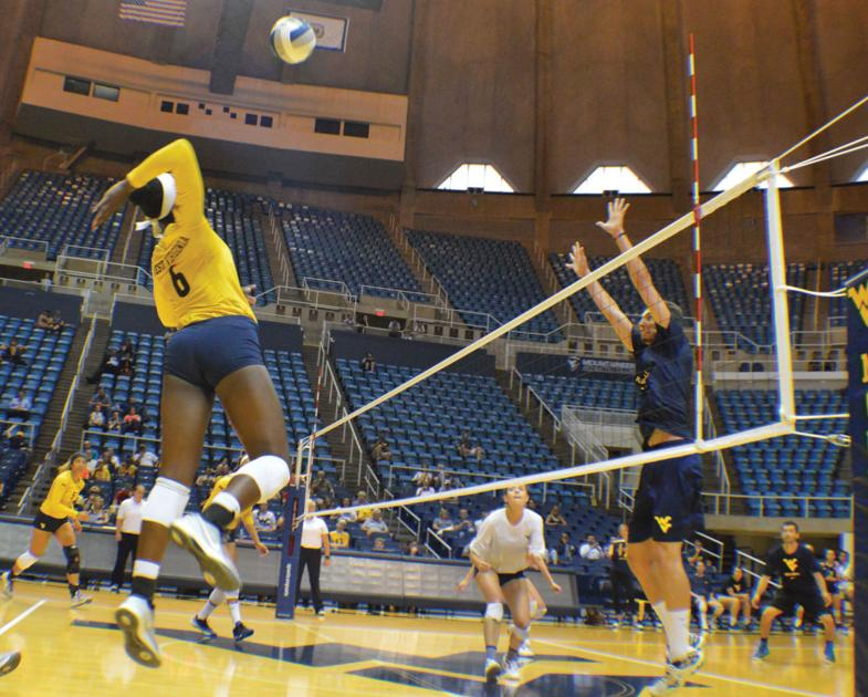 Scrimmage offers look at new players for WVU | Sports ...