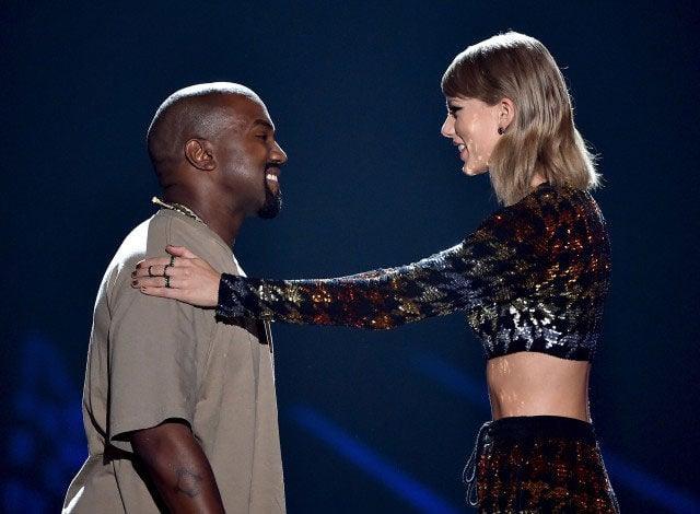 T Swift + Kayne
