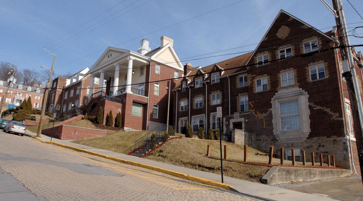 West Virginia University's
