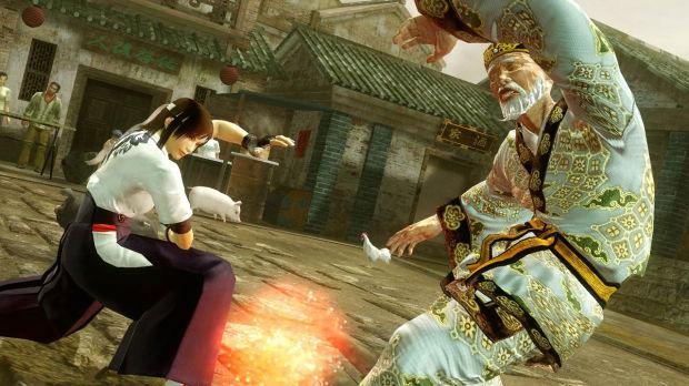 Tekken 6 Continues Franchise S Strong Fighting Game Tradition