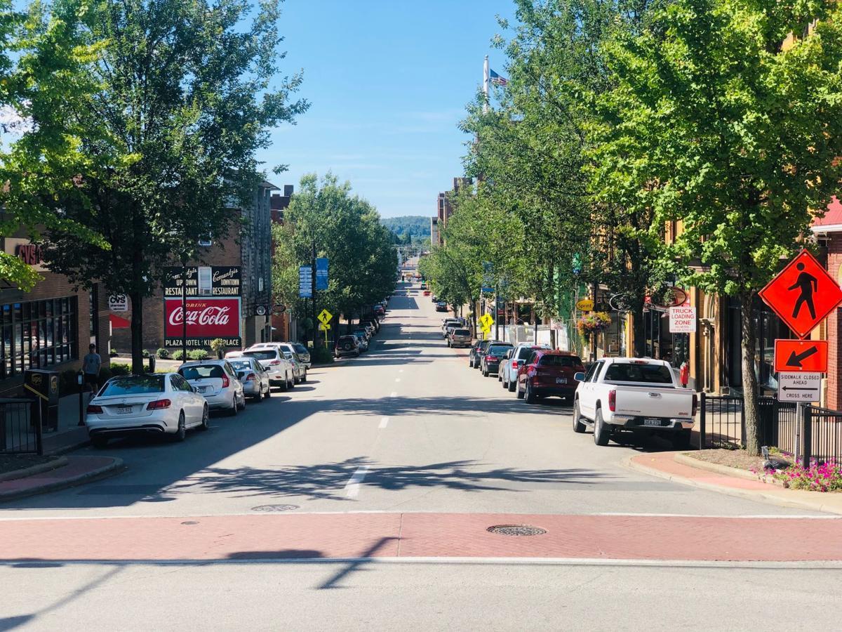 Morgantown's High Street