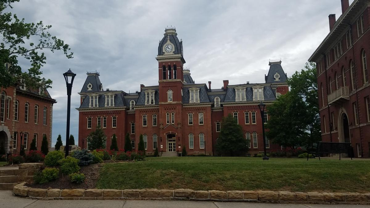 Woodburn Hall, pictured in June 2020.