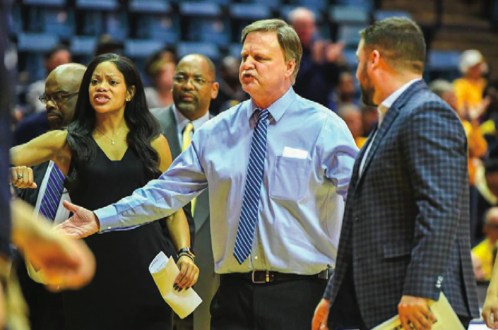 Mike Carey will coach the team for the 19th consecutive season in 2019-20.