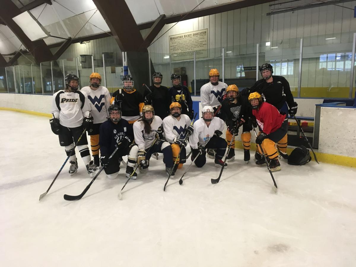 wvu women's hockey team