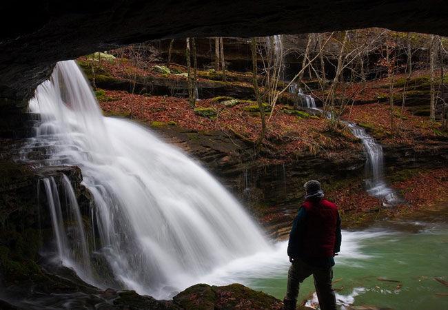 Dismall Falls