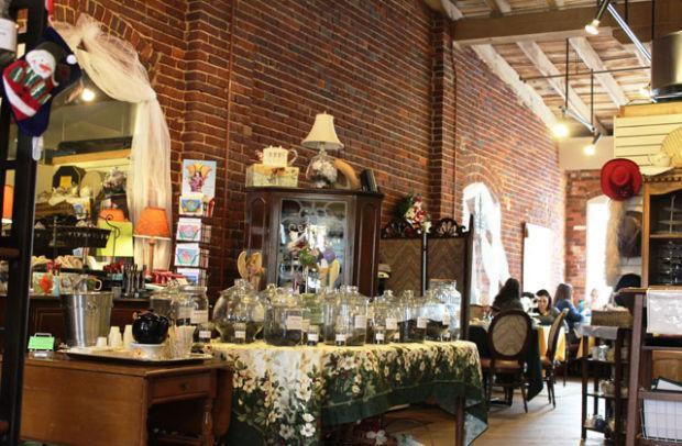 The Tea Shoppe Hosts Valentines Day Tea And Celebration