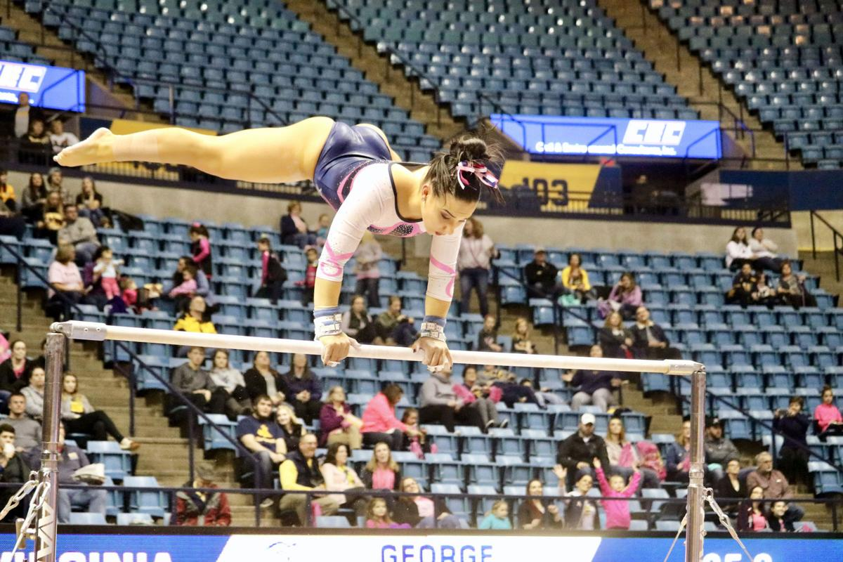 Gymnastics Kirah Koshinski