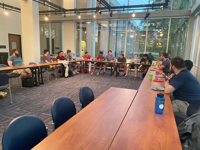 Quantum Computing Club meeting