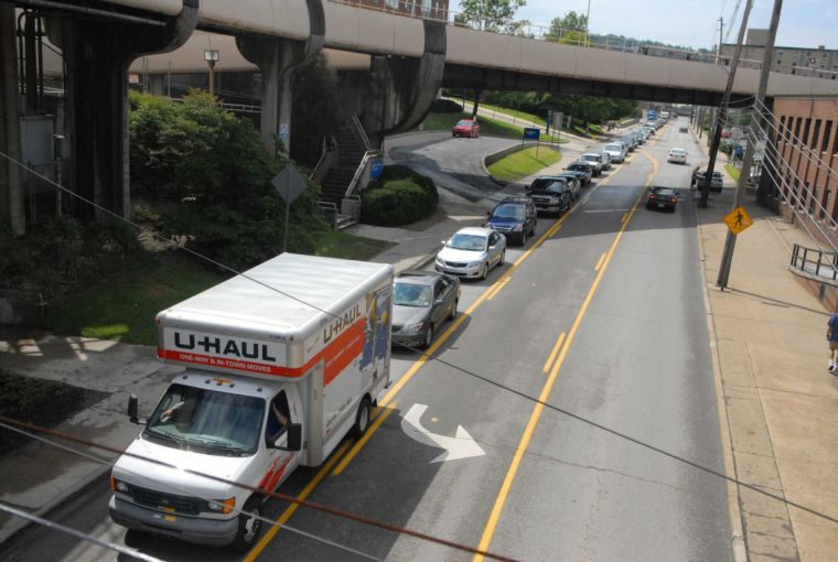 Survey shows parking, travel time a top concern for Morgantown traffic