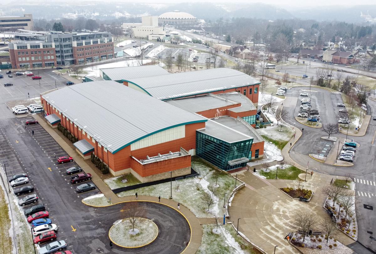 Rec Center, Aerial
