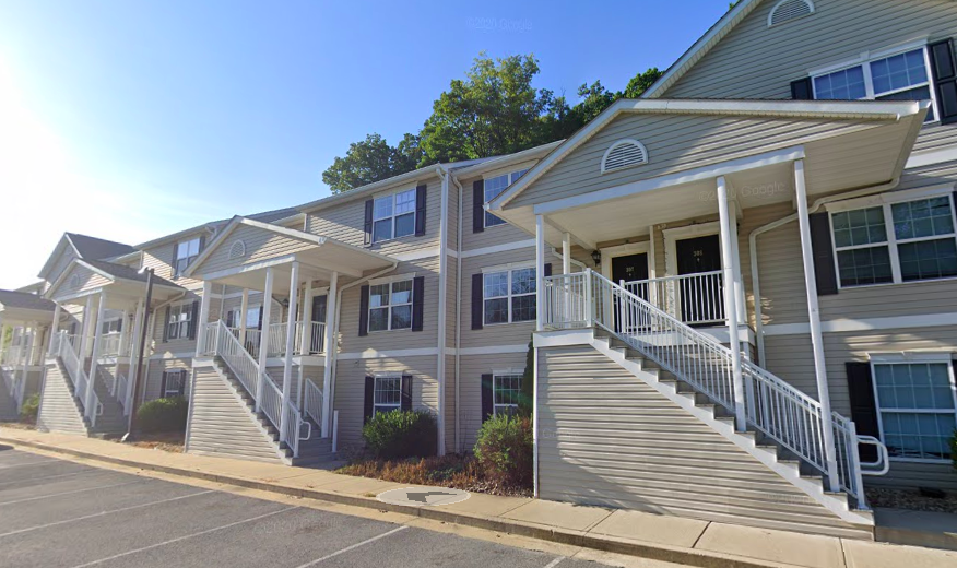 Copper Beech Townhomes located in Morgantown.