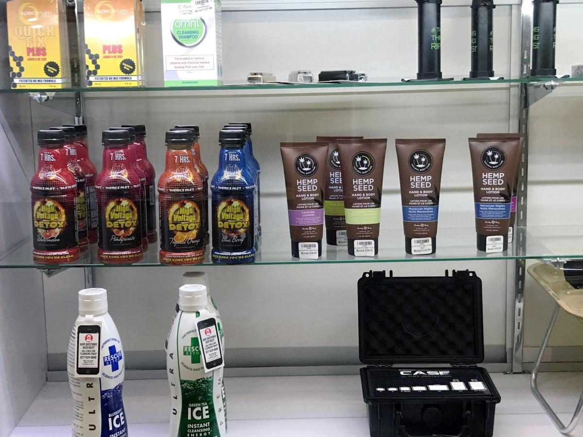 police seize cbd products from local vape store news. Black Bedroom Furniture Sets. Home Design Ideas