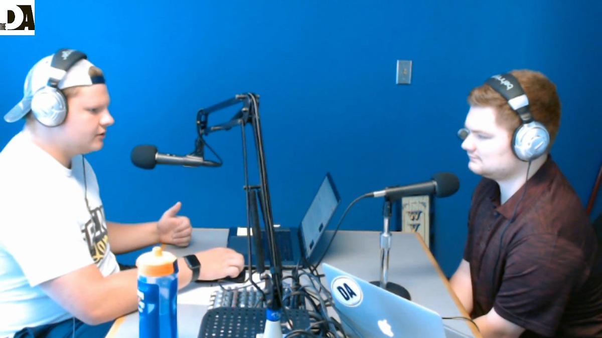 Nick and Cody talk sports