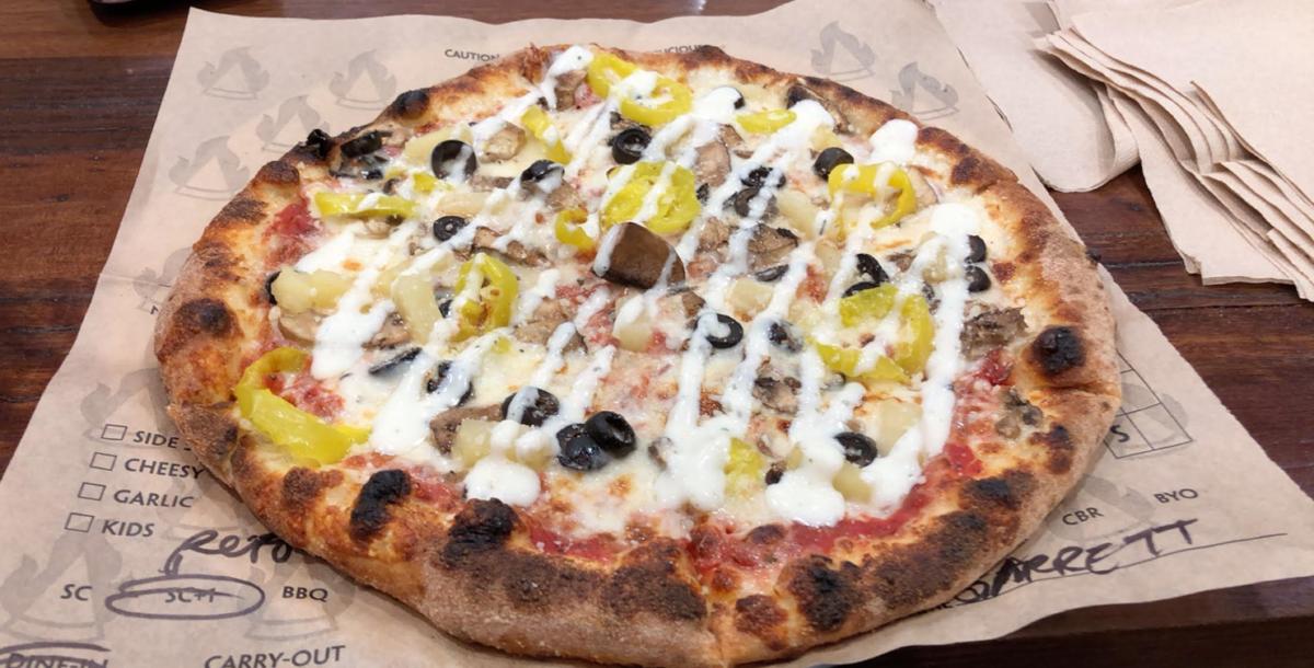 pizza from lotsa