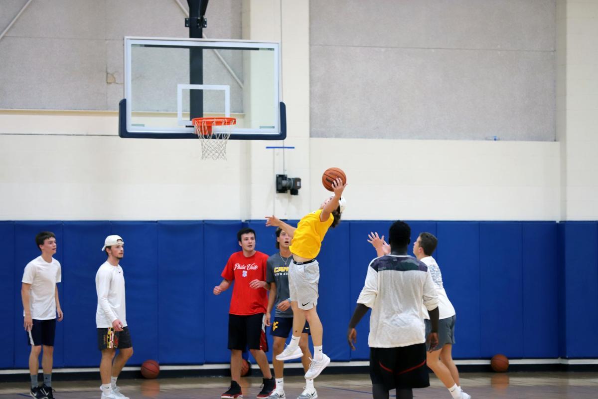 basketball rec