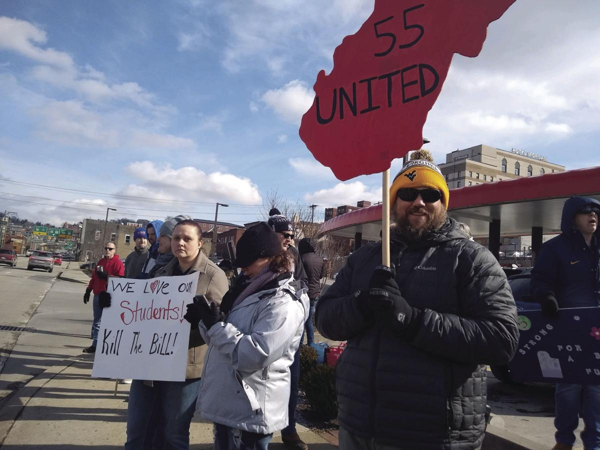 teacher's strike 2019
