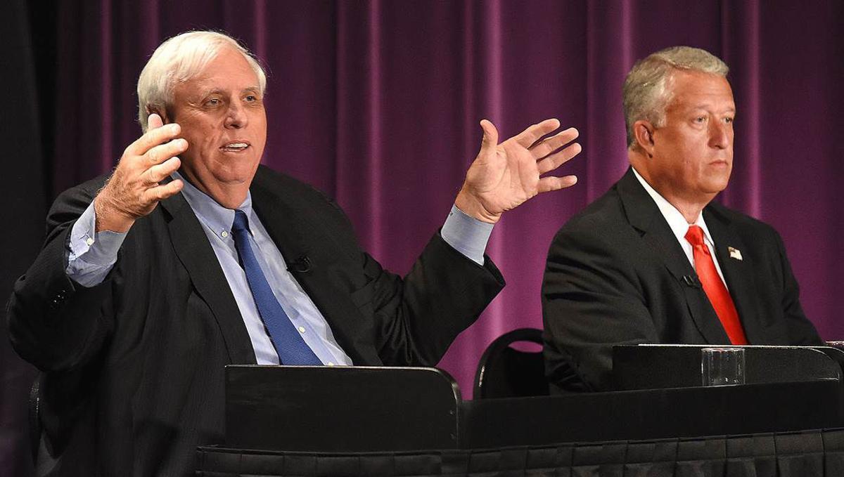 WV Gubernatorial debate