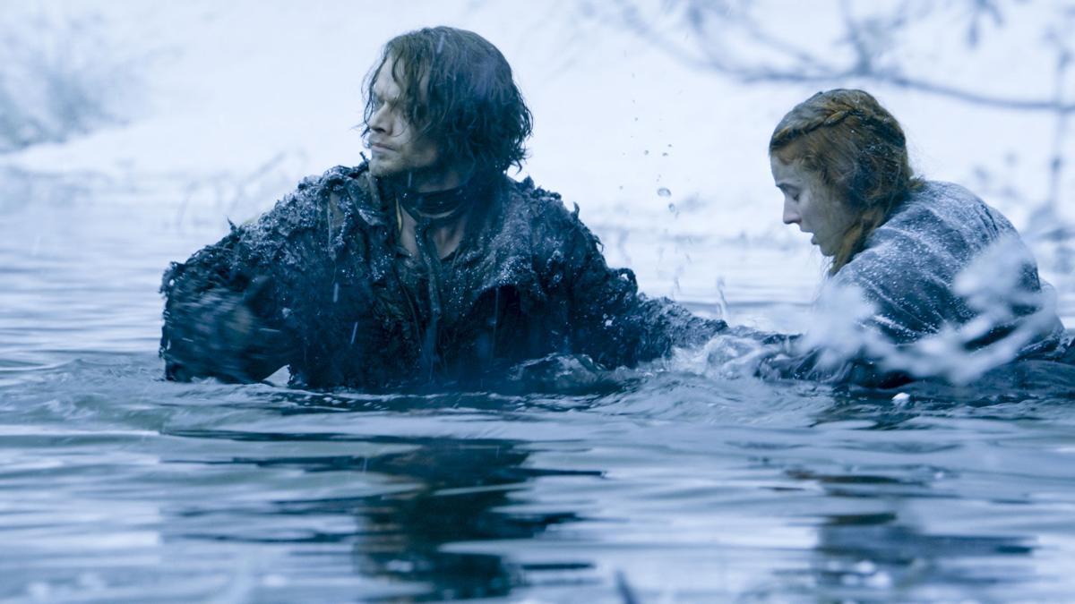Theon and Sansa