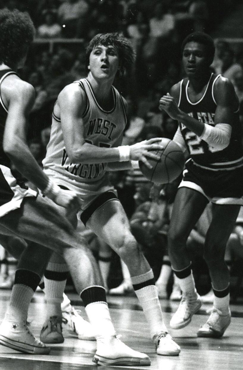 Huggins, young, playing