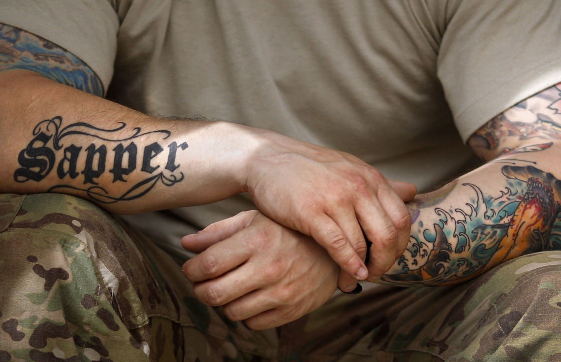 Army Makes Right Decision Revises Tattoo Policy Opinion