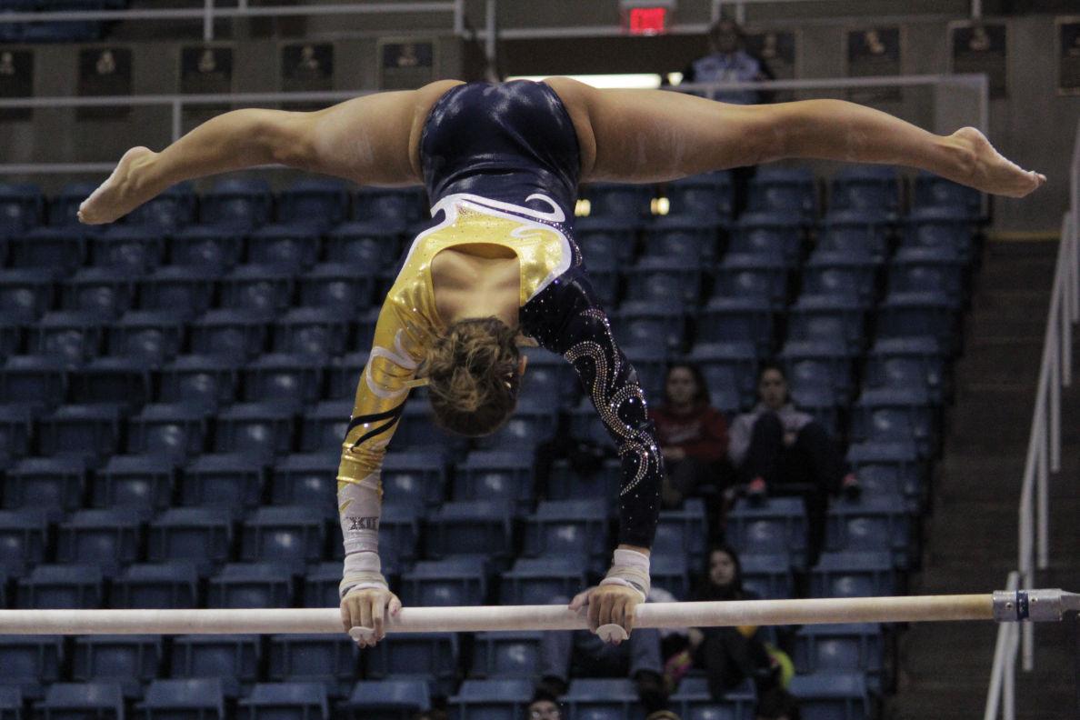 WVU gymnast