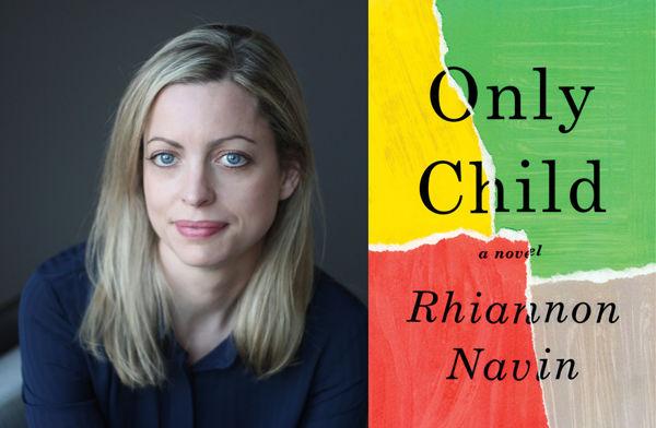 Only Child- Rhiannon Navin