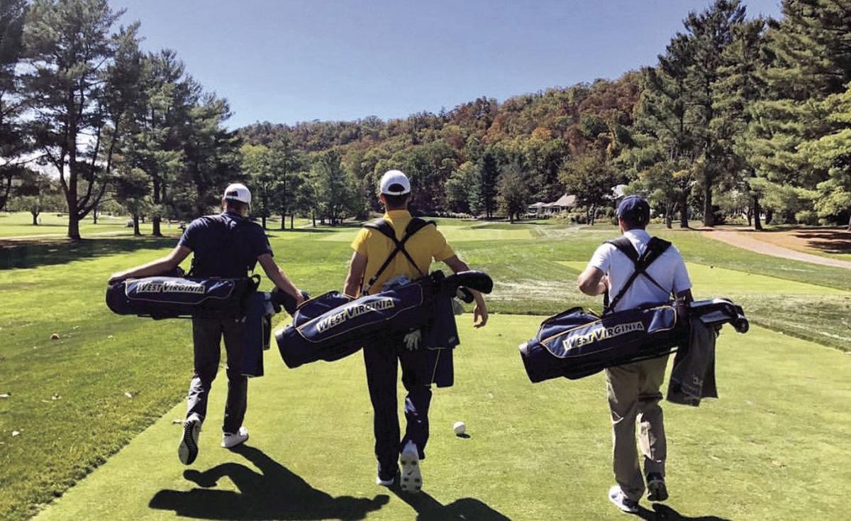 WVU Golf Greenbrier