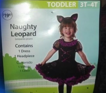 Costumes. Walmart pulled their toddler ...  sc 1 st  thedaonline.com & Oversexualizing childrenu0027s costumes | Columns | thedaonline.com