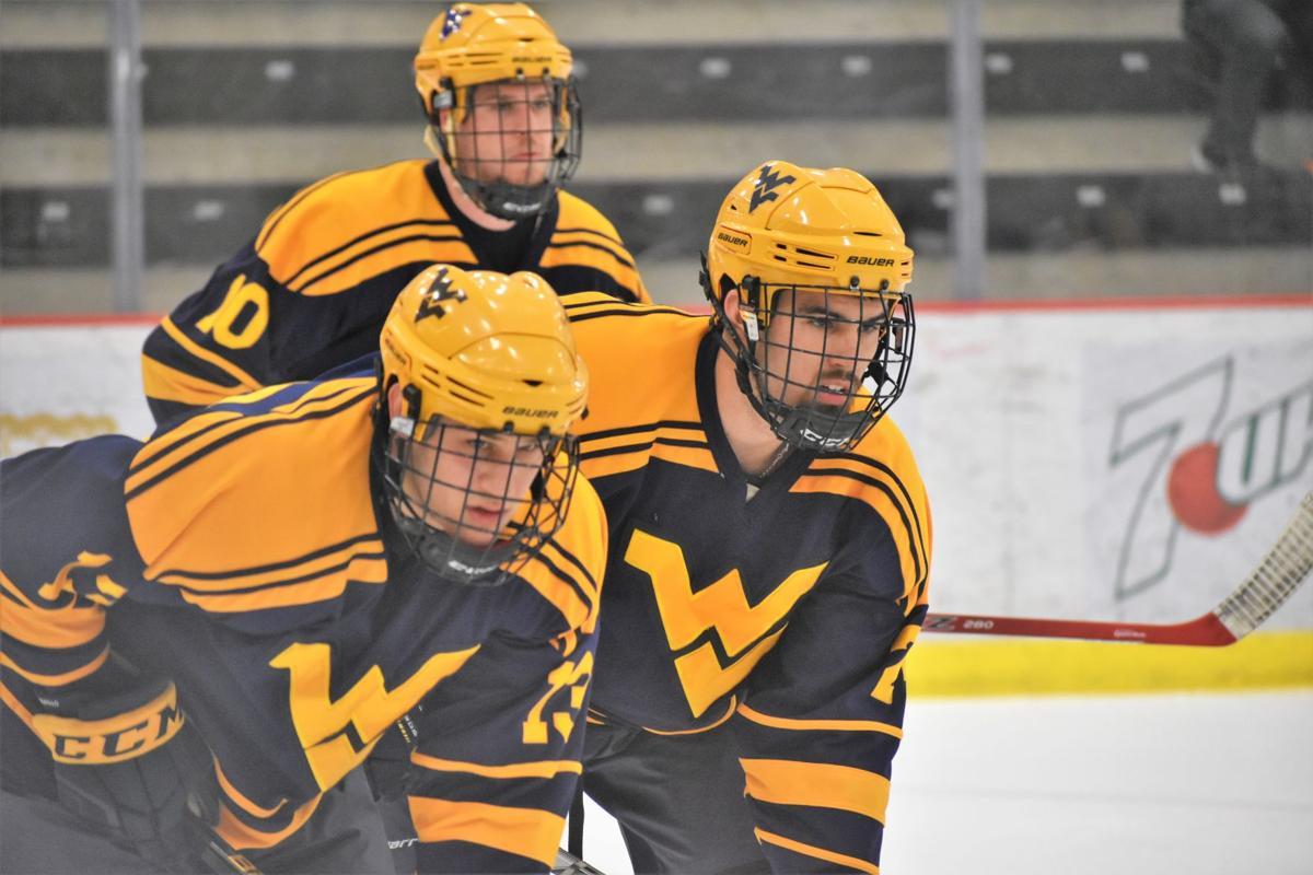 game face wvu sru hockey