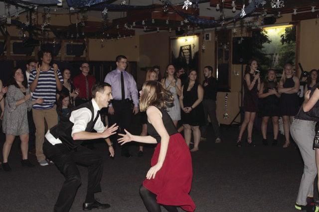 snowball dance