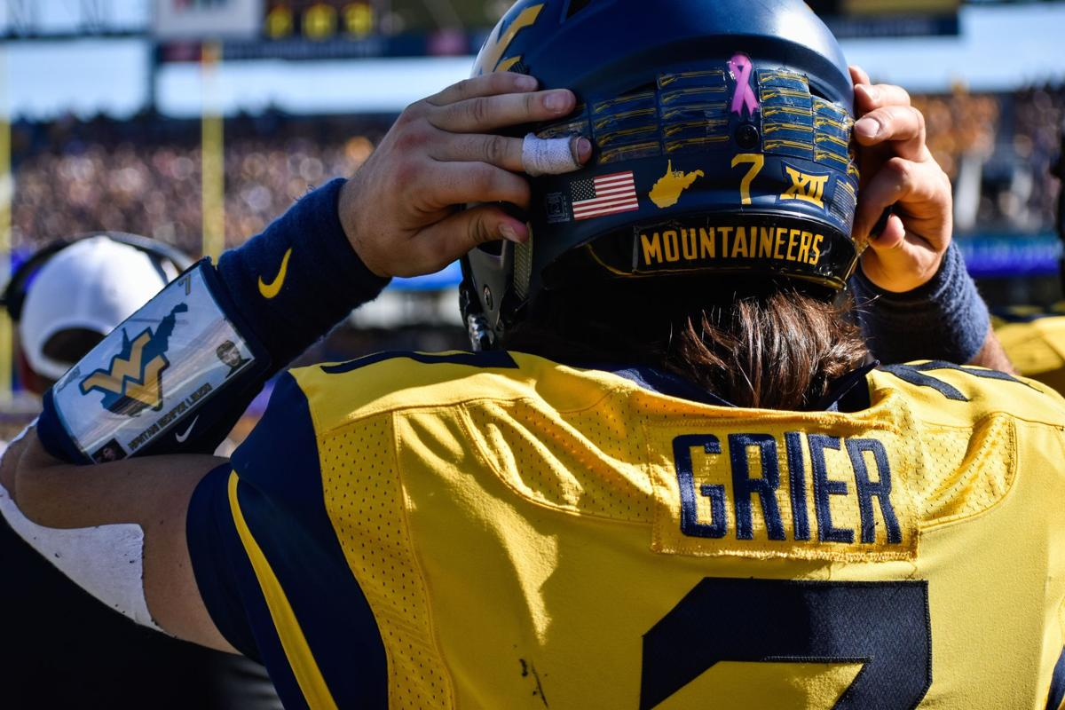 online store 36dab bbd48 West Virginia scores 29 unanswered to beat Texas Tech, 46-35 ...