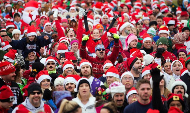 The 2nd Annual Ugly Holiday Sweater 5k