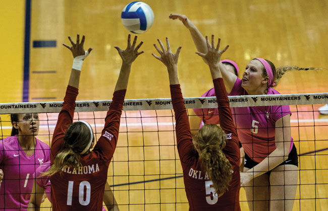 West Virginia drops third straight, falls 3-1 to OU ...