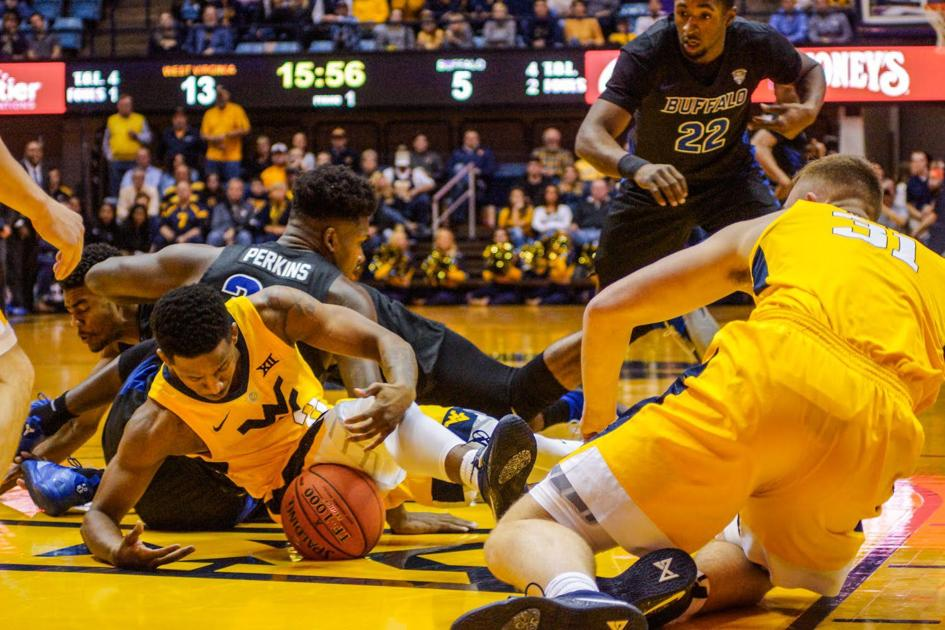 ef4ece3f548 Despite career-night from Beetle, WVU drops opener to Buffalo | Sports |  thedaonline.com