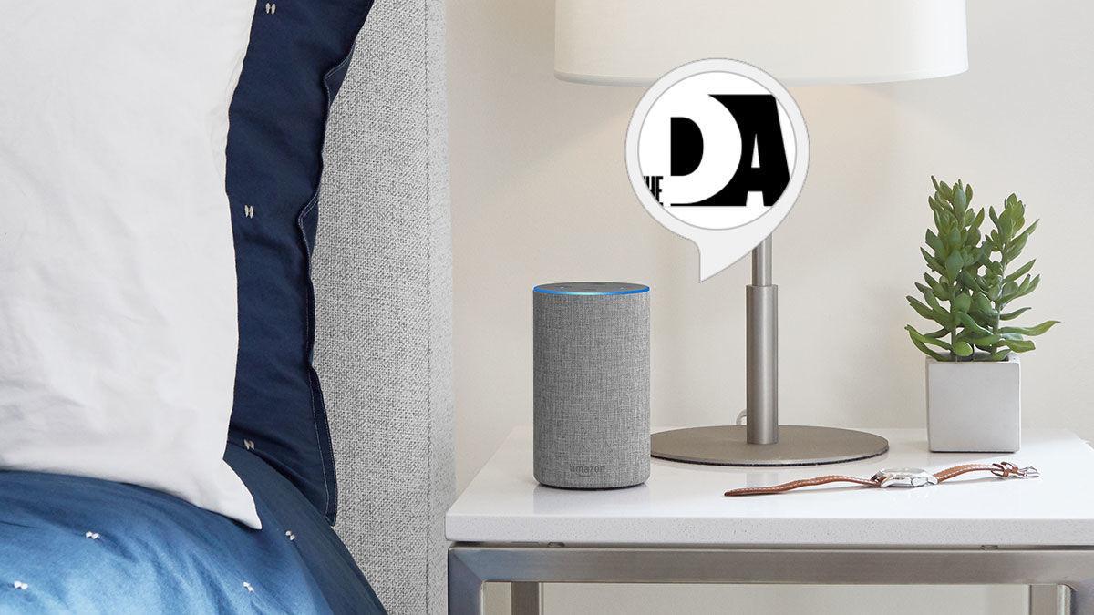 The DA on Alexa