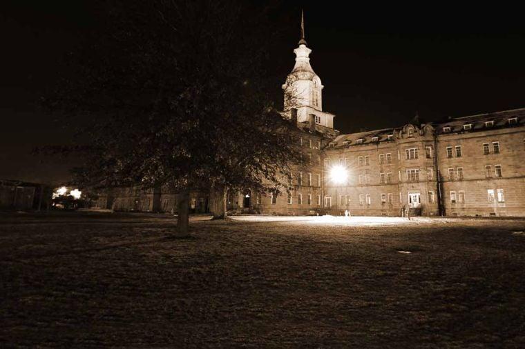 Weston Insane Asylum Haunted House Aberration Draws Thousands