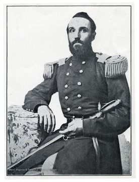 WVU Archives: The Civil War artifacts of Brigadier General Joseph