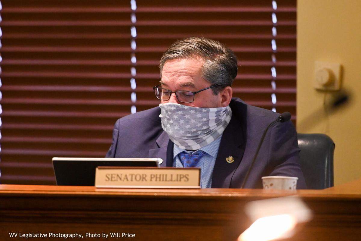 State Sen. Rupert Phillips
