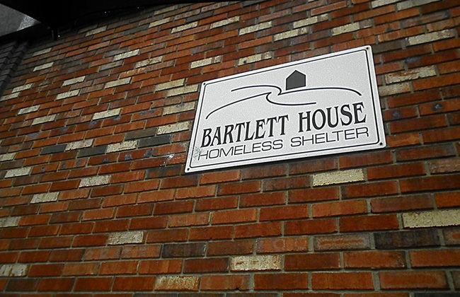 The Bartlett House in Morgantown.