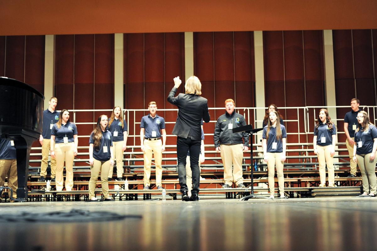 WVU High School Choral Festival