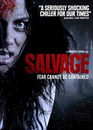 salvage movie poster