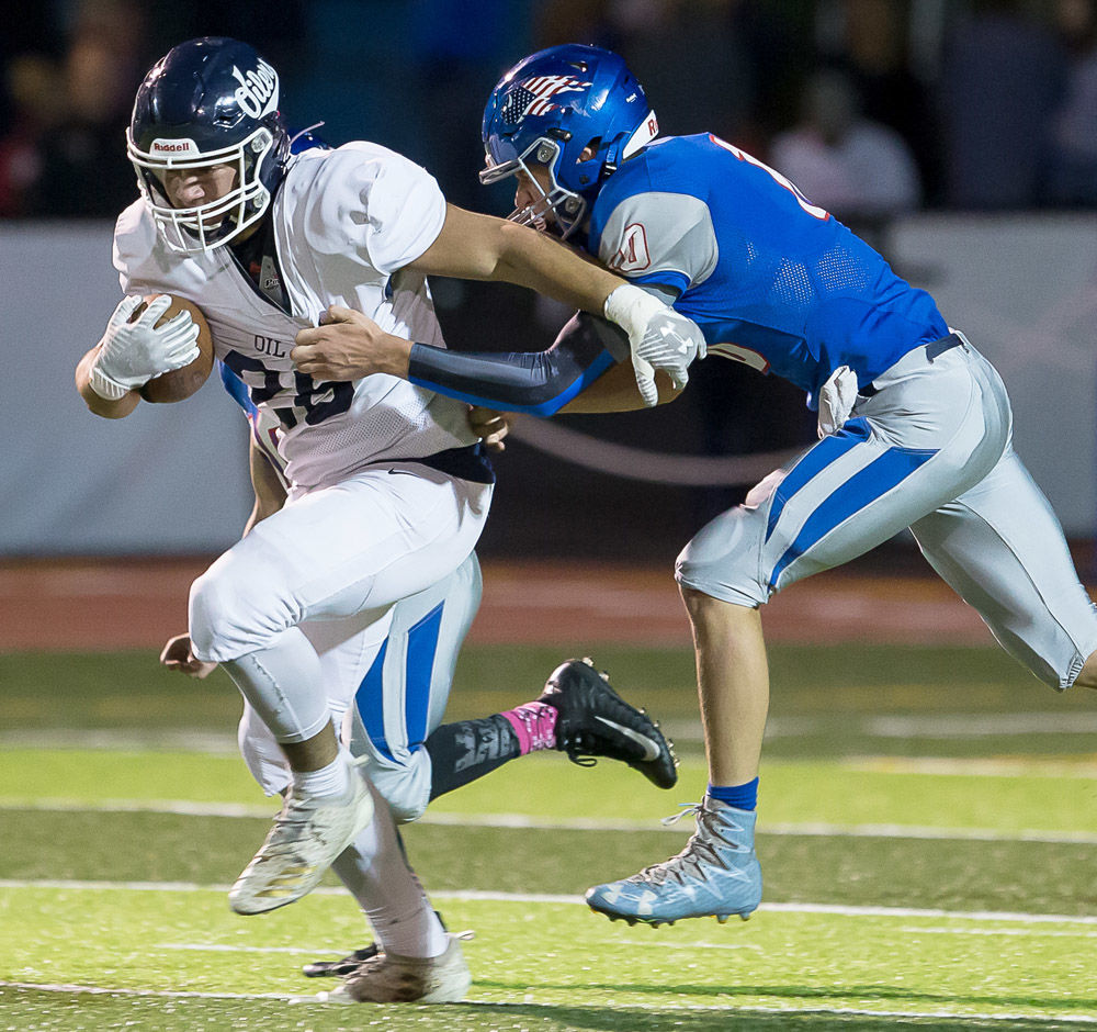 Oil City clinches Region 7 crown