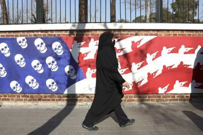 U.S. braces for Iran response