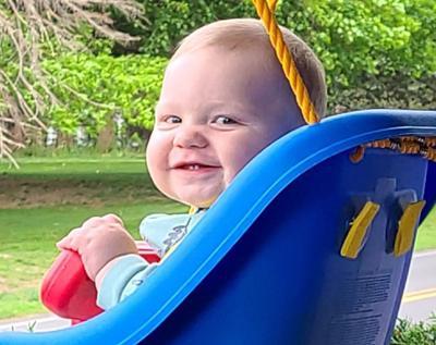 FIRST BIRTHDAY: Braxtin Curtis Fischer