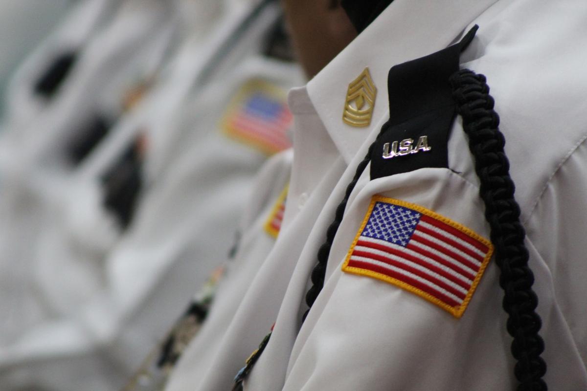 Cranberry High School Honors Area Veterans