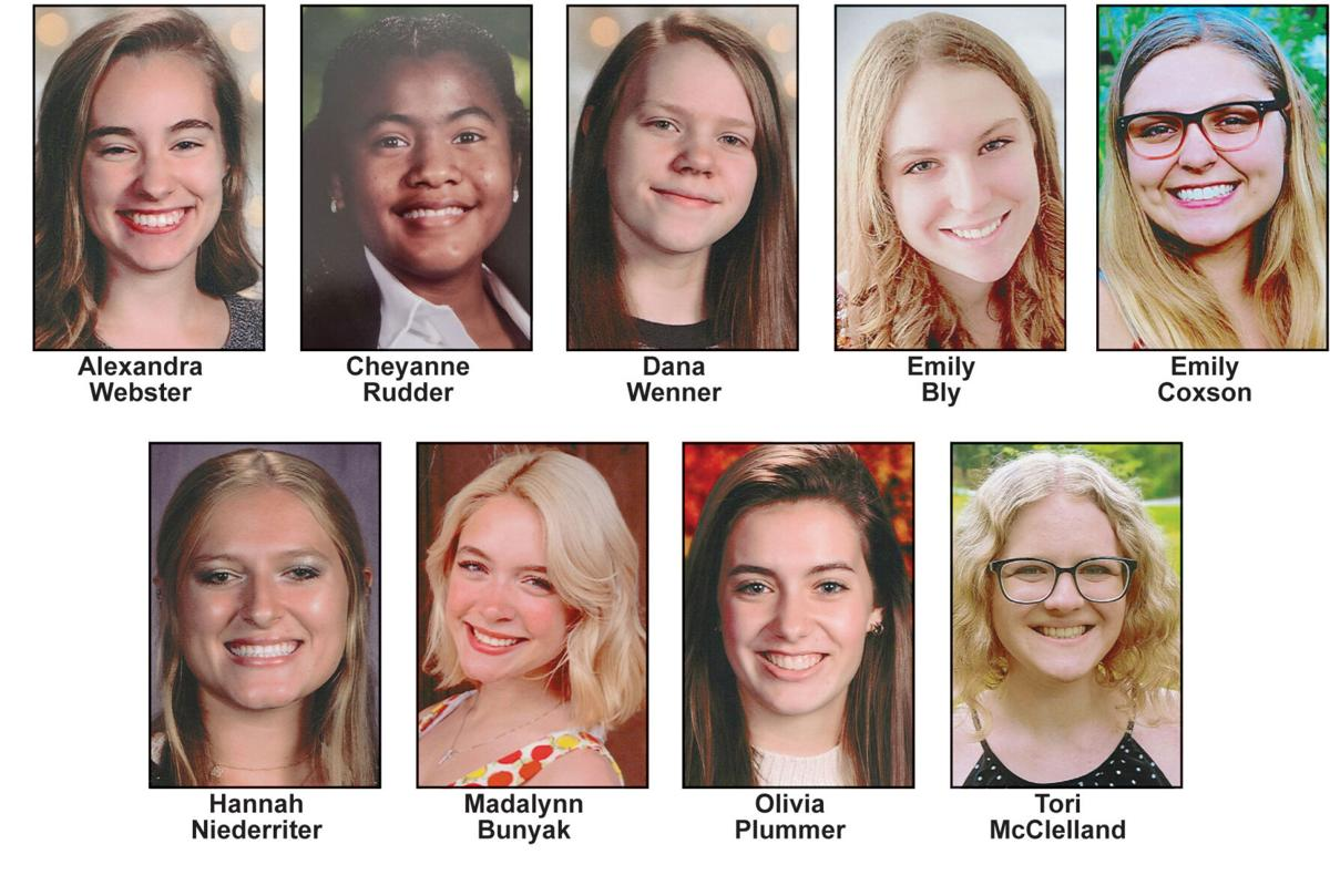 Nine girls vying for Heritage queen