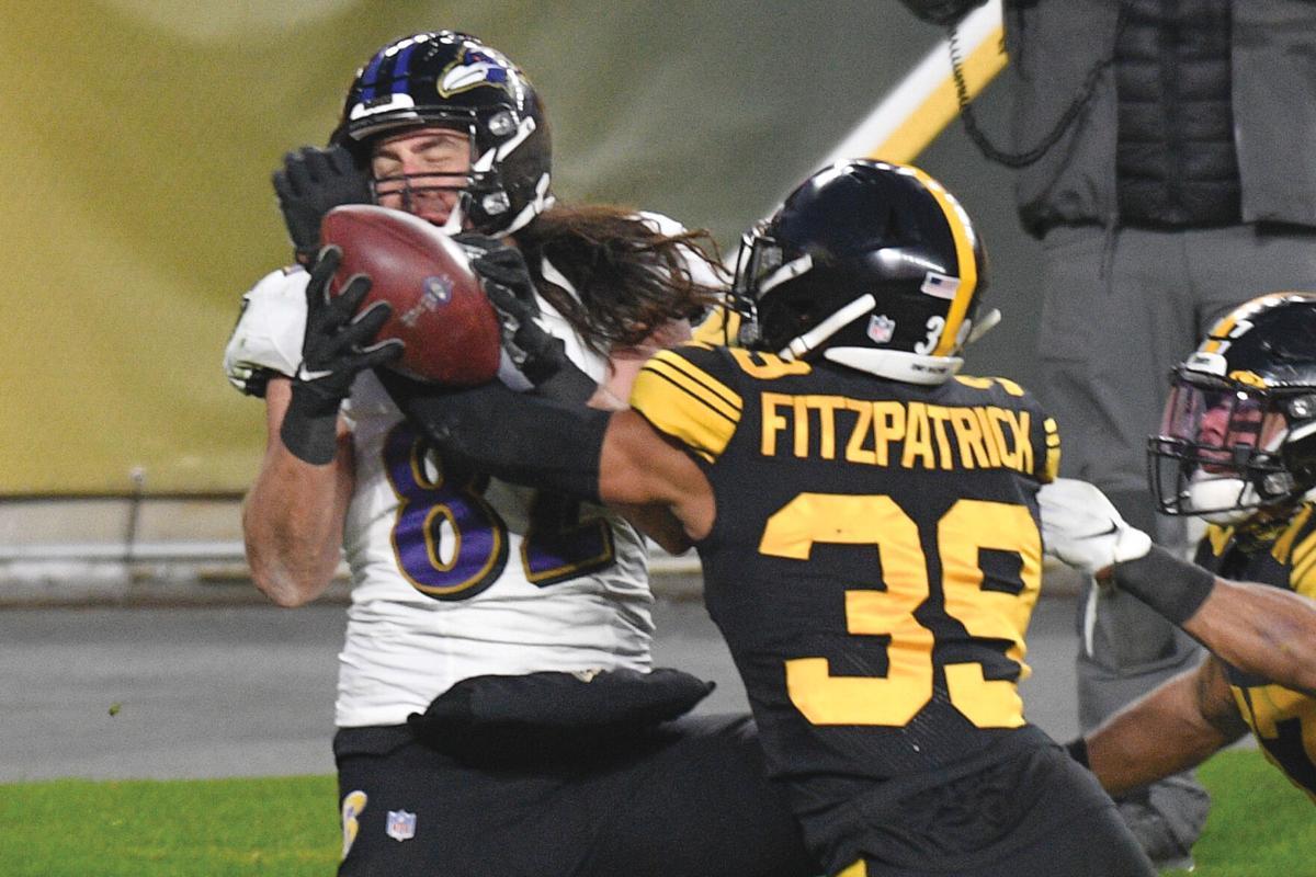 Steelers climb to 11-0